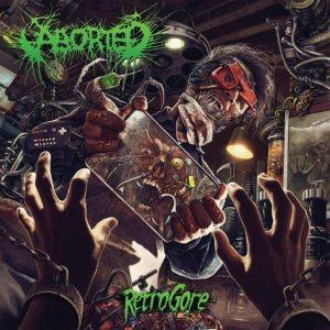Aborted – Retrogore (CD)