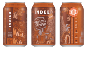 Yamma Jamma Harvest Ale (Indeed)