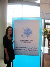At Neuromarketing World Forum 2012