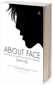 about face About Face: The Secrets of Emotionally Effective Advertising (Book Review)