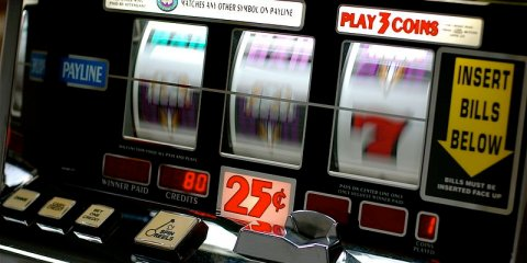 This is an image of a slot machine.