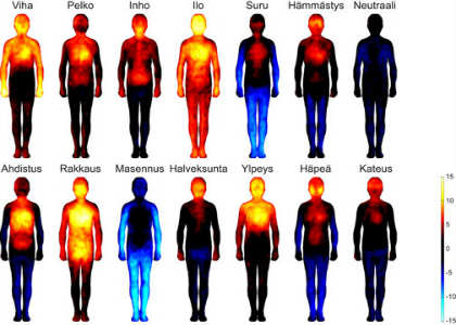 These are the body maps mentioned in the article.