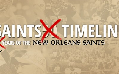 New Orleans Saints go for 12 not 50