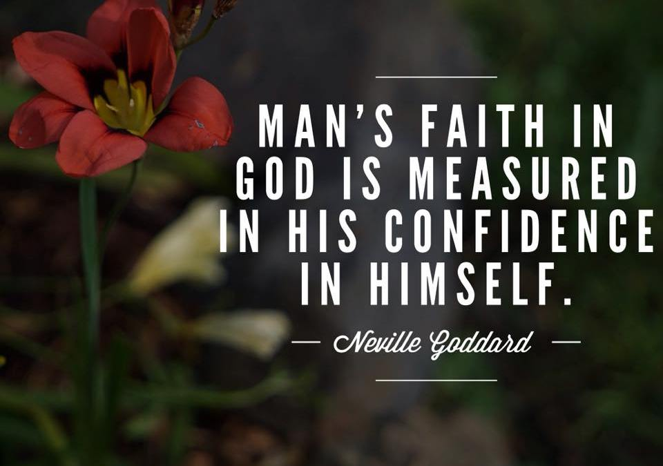 Your Faith Is Your Fortune Free Neville Goddard PDF