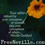 The Golden Rule by Neville Goddard