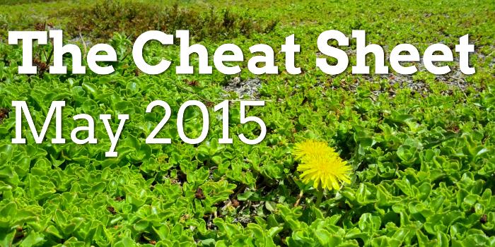The Cheat Sheet: May 5 City Council