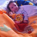 Csigabiga és kismanó :-)