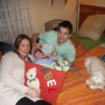 Ábel és a mackója :-)
