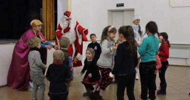 """15 января в церкви """"Новое Поколение"""" прошло праздничное служение"""