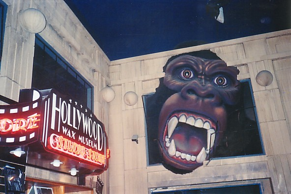 A Trip Through the Hollywood Wax Museum's Chamber of Horrors