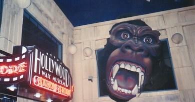 hollywood wax museum kong