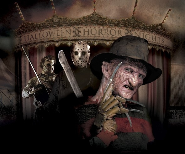Behind the Scenes of Universal's Halloween Horror Nights