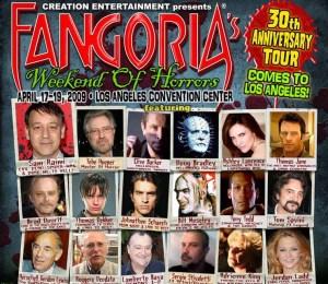 Fangoria Weekend of Horrors 2009