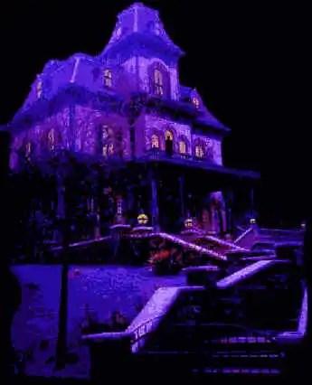 haunted house psycho