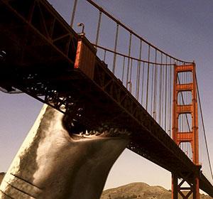Mega-Shark vs. Giant Octopus