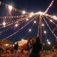 Halloween Harvest Fest & Fright Fair, with new maze for 2010
