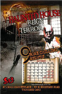 Reign of Terror ad