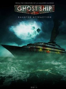 Ghost Ship poster vertical