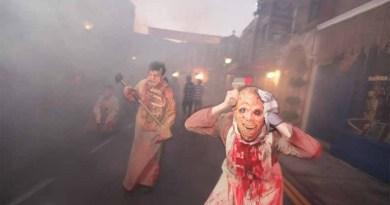 Zombieville, set on the London Street