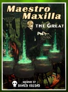 Boney Island 2011 Maestro Maxilla
