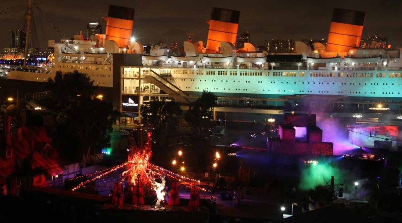 Queen Mary ghost
