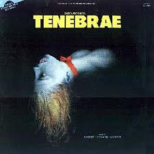 Among the music on the menu will be selections from Dario Argento's TENEBRAE