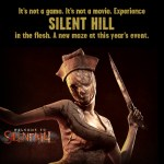 Welcome to Silent Hill Halloween Horror Nights 2012