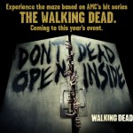 The Walking Dead: Dead Inside Halloween Horror Nights maze 2012