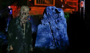 Winchester Mystery House ghoul by tombston