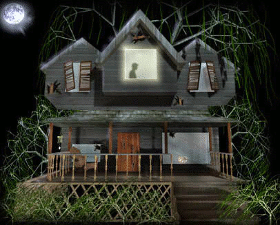 Haunted House Clip Art 2012