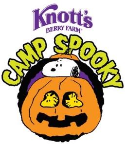 KB11-069 Camp Spooky Logo