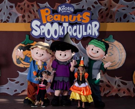 Charlie Brown Spooktacular Show