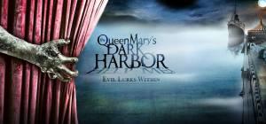 The Queen Mary Dark Harbor Logo - Halloween 2013