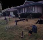 Night of the Living Dead Yard Haunt