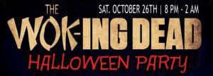 Wok-Ing Dead Halloween 2013