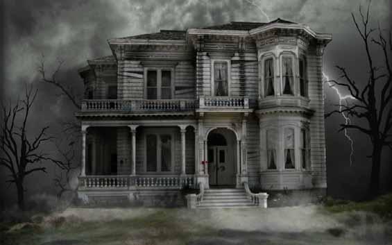 haunted-house-halloween-wallpaper