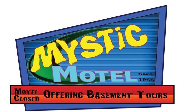 Mystic Motel Logo