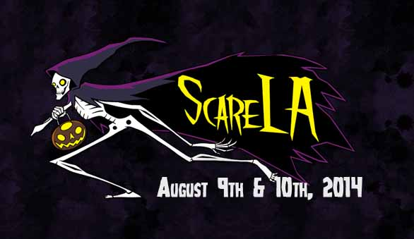 ScareLA 2014