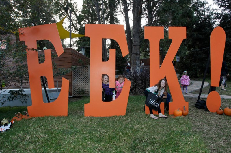 The Greek Theatre's annual Eek! at the Greek Halloween concert.