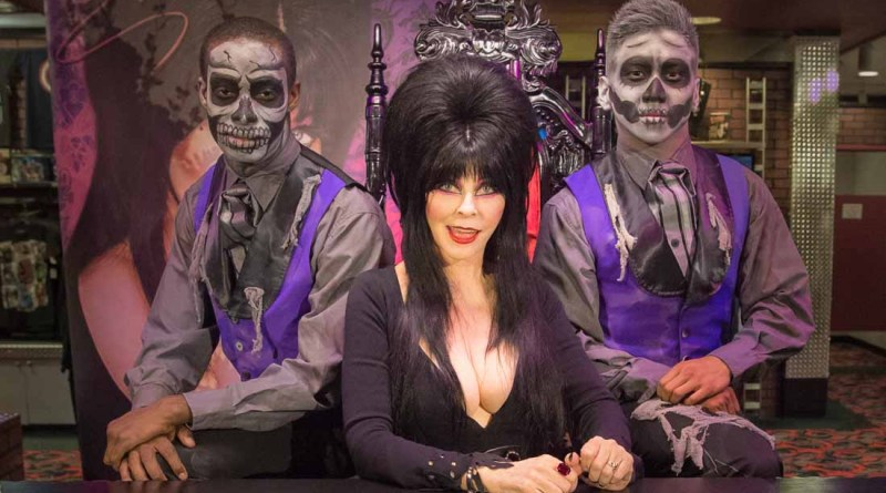 Elvira at Elvira's Bou-tique.