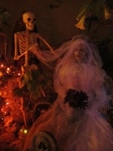 Haunting in Sylmar bride