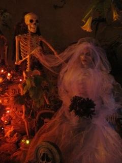 Haunting in Sylmar bride