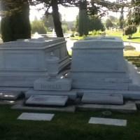 Hollywood Forever Cemetery Photographs