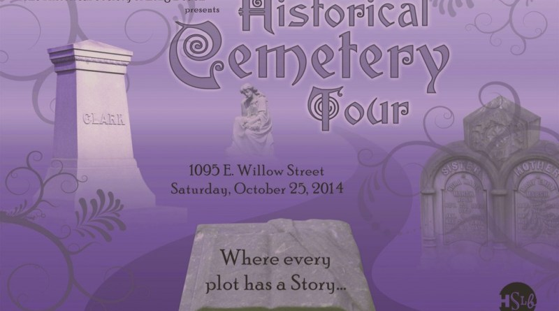 Long Beach Cemetery Tour 2014