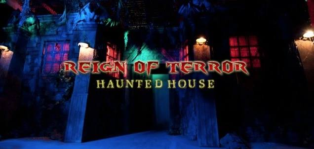 More Halloween Math: Reign of Terror is a better deal than Halloween Horror Nights
