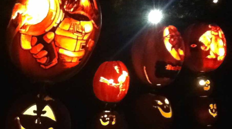 Rise of the Jack O'Lanterns 2014: Guaridans of Galaxy