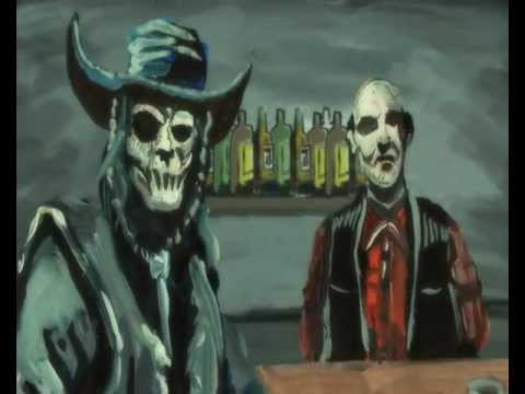 Ghoultown-Drink-With-The-Living-Dead-OFFICIAL-VIDEO