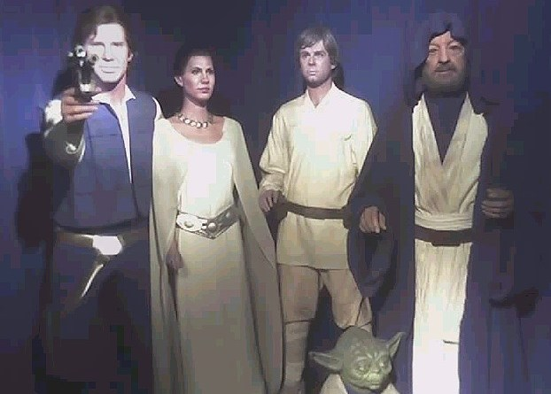 Hollywood Wax Museum Star Wars The Empire Strikes Back