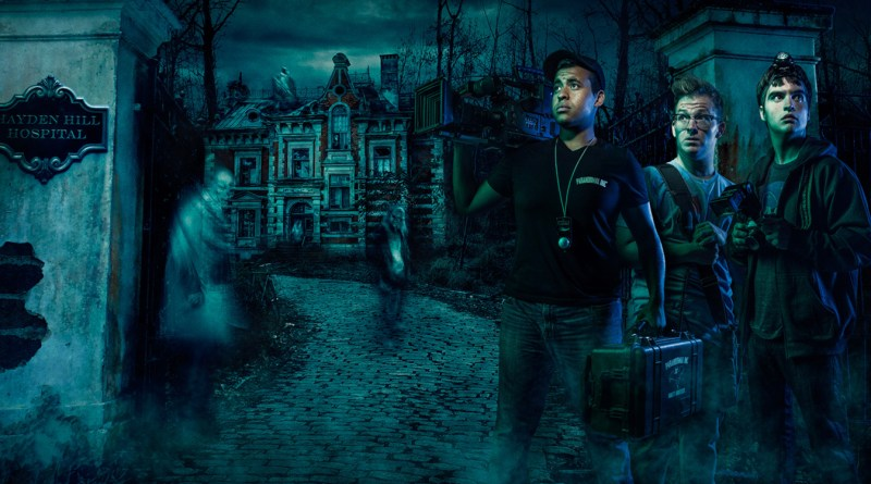 Paranormal Inc. - The Haunting of Hayden House