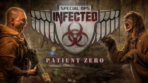 Knott's Scary Farm 2015 Special Ops Infected-Patient Zero